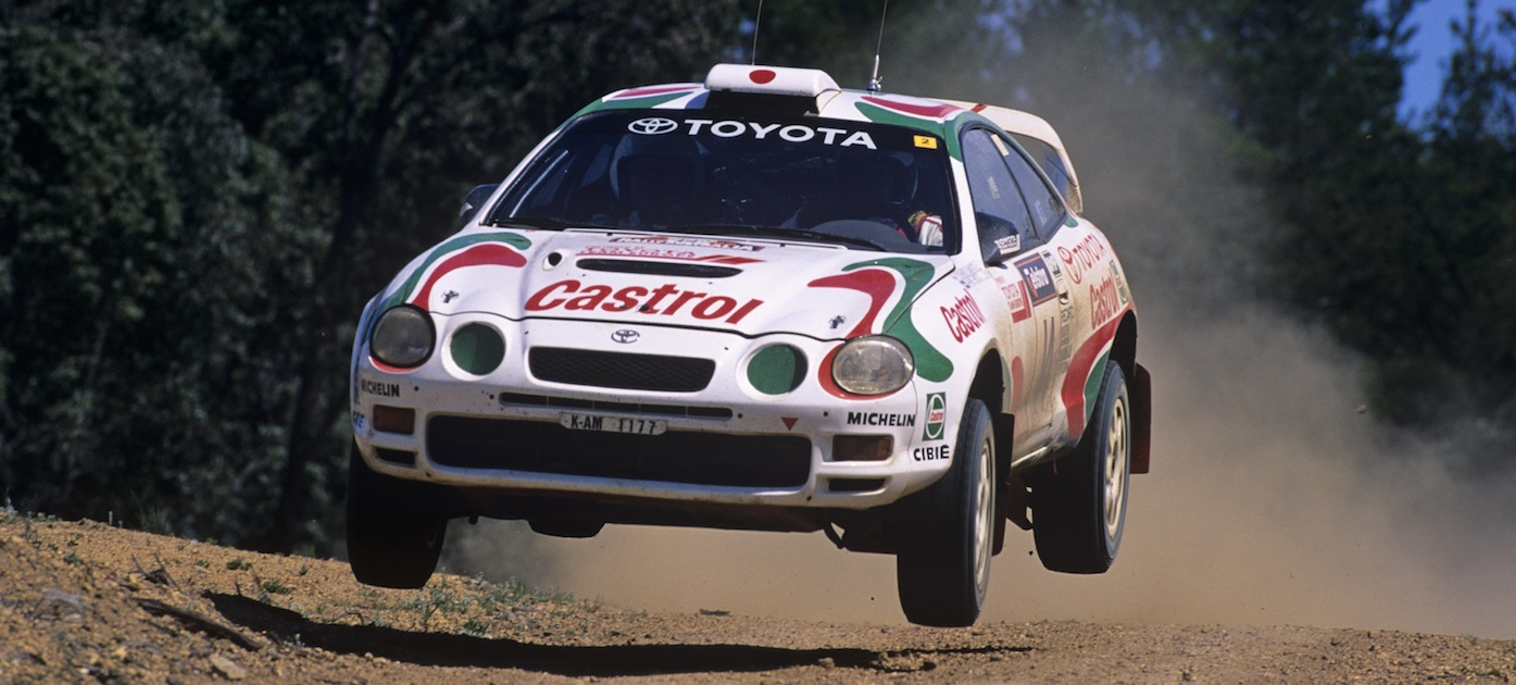 The Toyota Celica All-Trac Turbo: Toyota Has Rally Roots? - Right ...