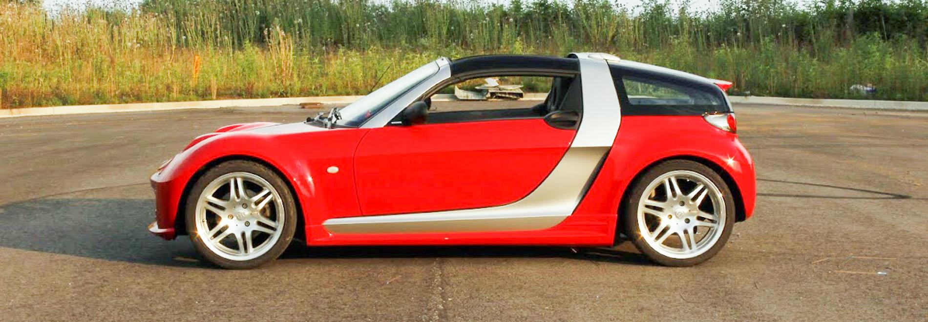 Smart Brabus Roadster