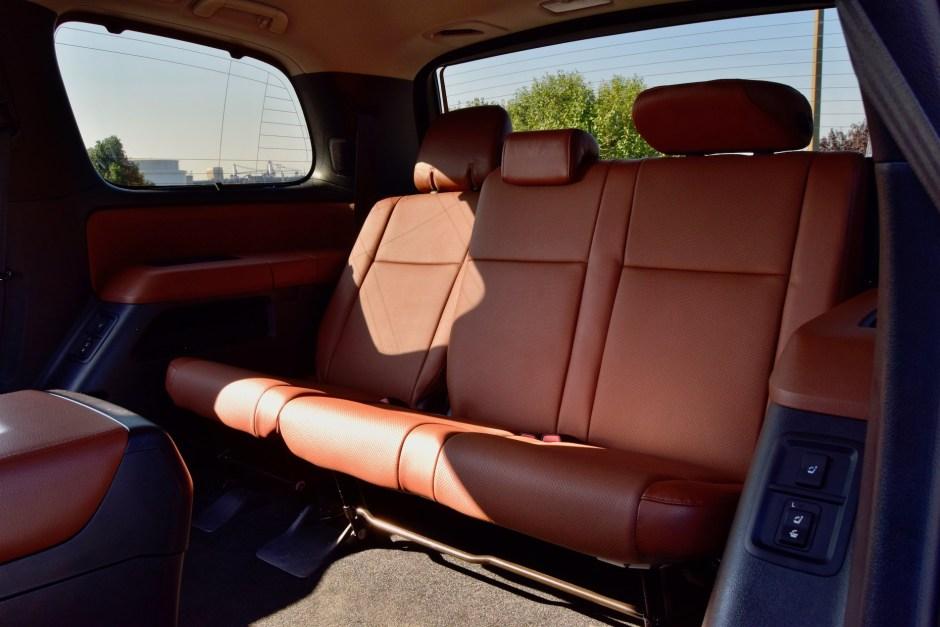 2019 Toyota Sequoia Platinum