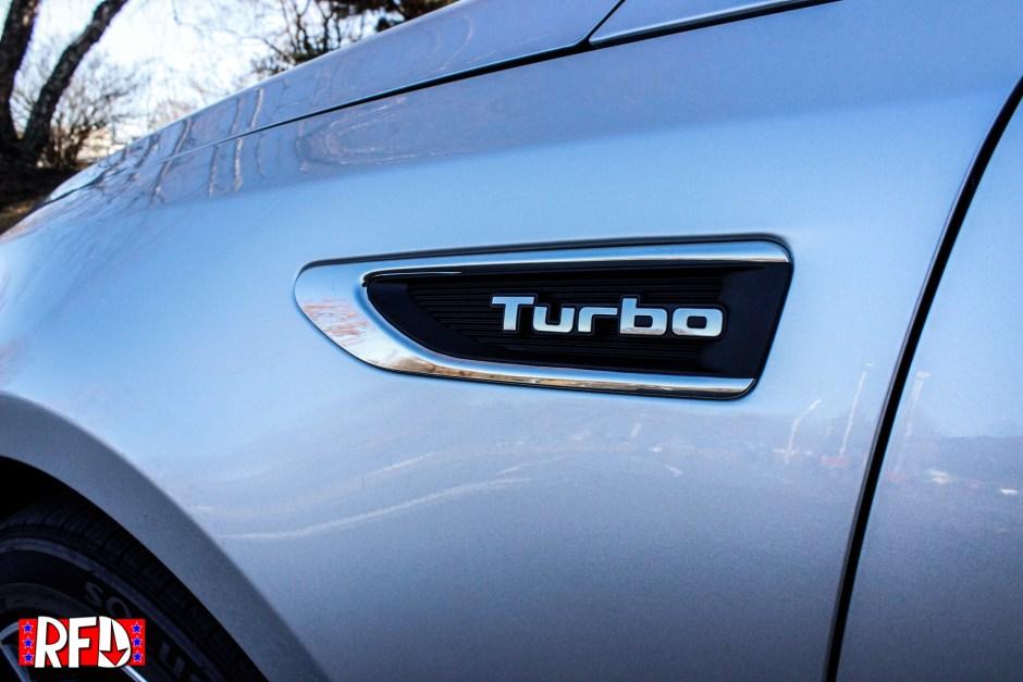 2019 Kia Optima Turbo GX