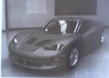 Mid-engine Viper