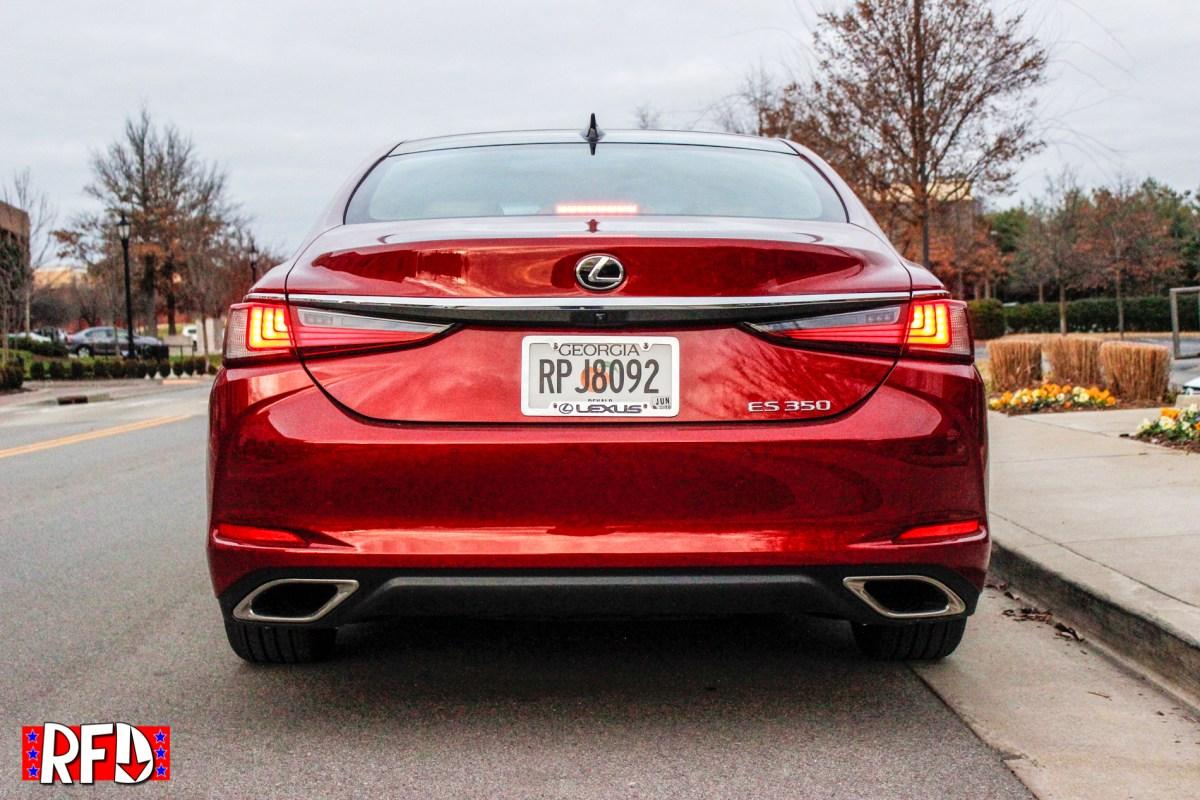 2019 Lexus ES350 Ultra Luxury