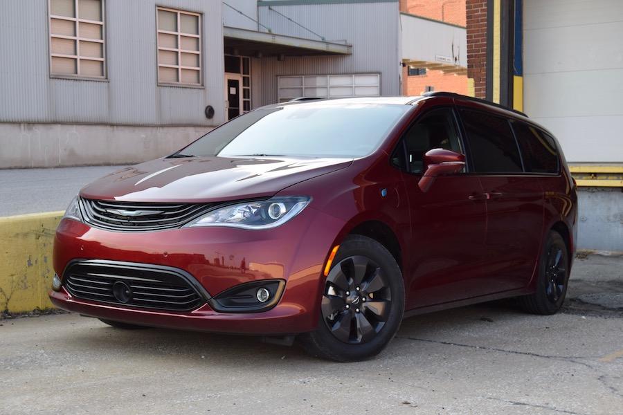 2019 Chrysler Pacifica Hybrid