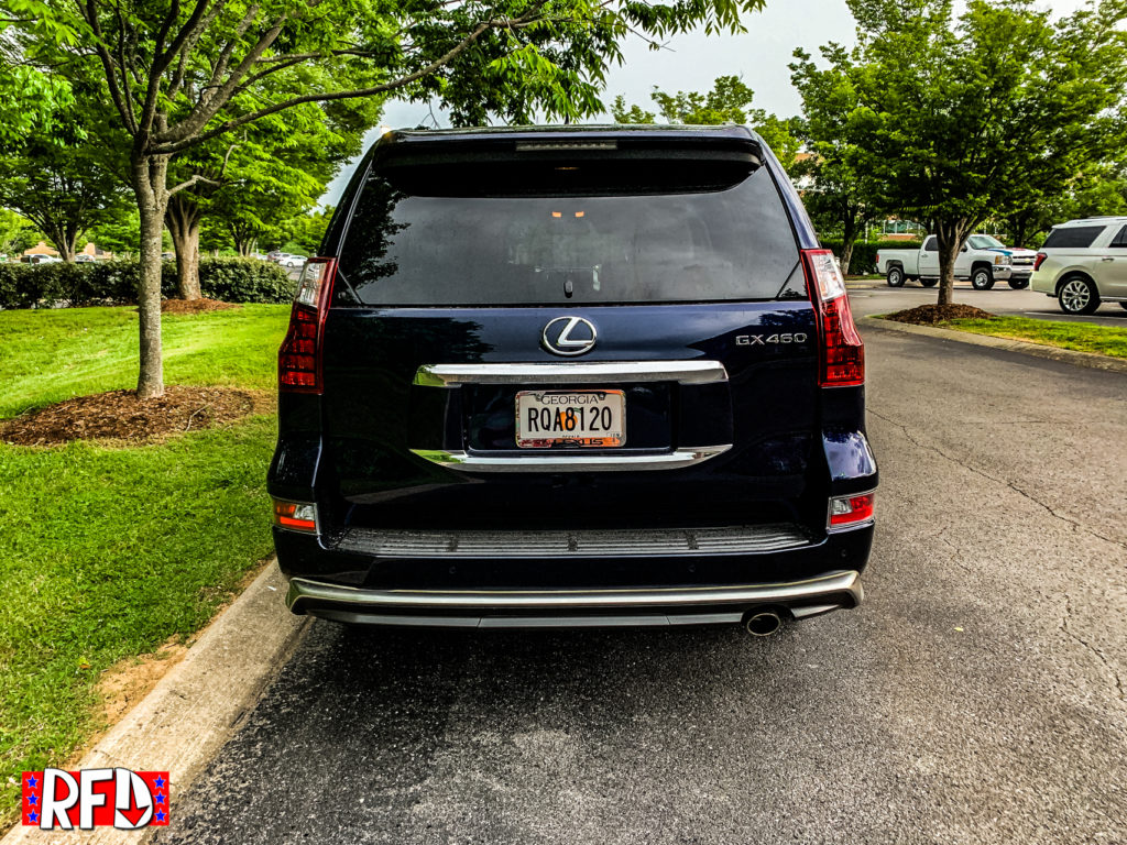 2019 Lexus GX460