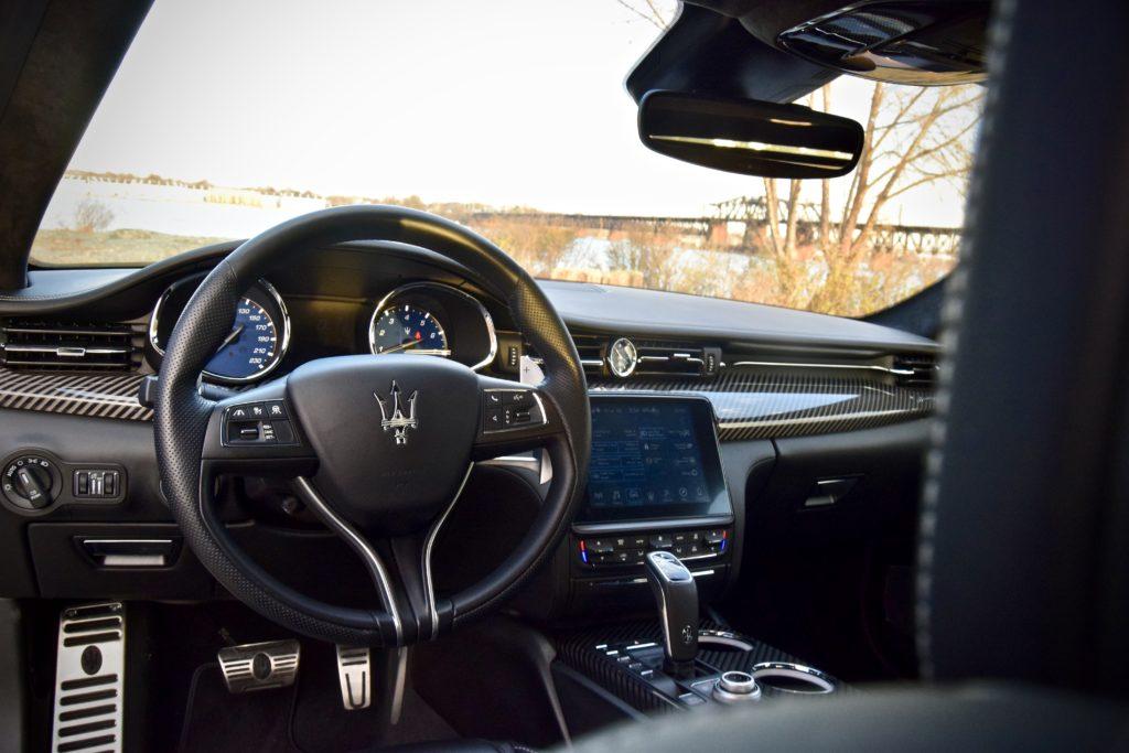 2019 Maserati Quattroporte GTS GranSport