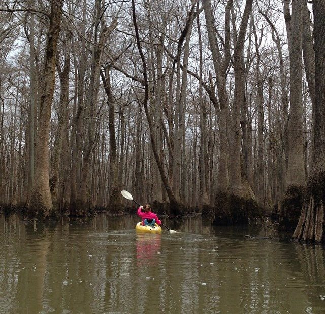 Bayou DeView Water Trail