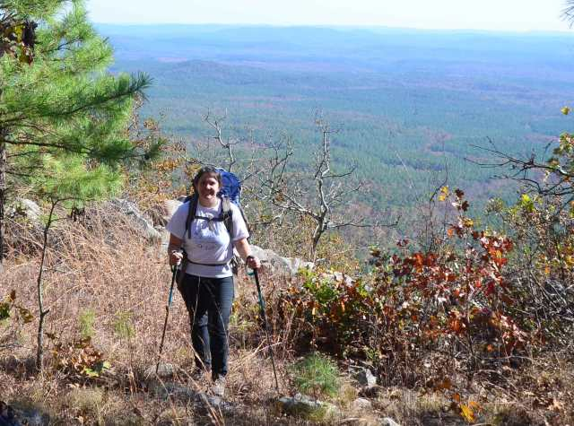 The extroverts guide to solo backpacking, solo hiking, and solo travel of anykind.