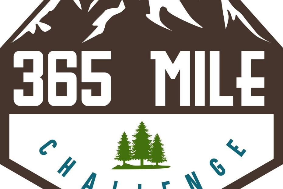 Setting goals for 2017 by taking the 365 Mile Challenge