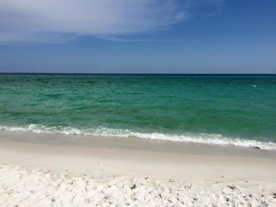 Four great national park beaches that make for an awesome beach trip, summer trip, or relaxing getting for your vacation this summer.