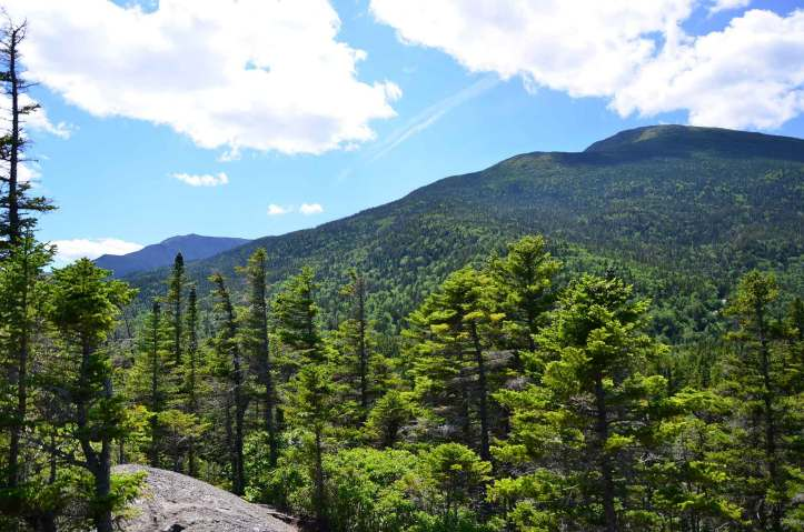 My failed attempt at hiking the northern portion of the Presidential Traverse in the White Mountains of New Hampshire and what I did instead.