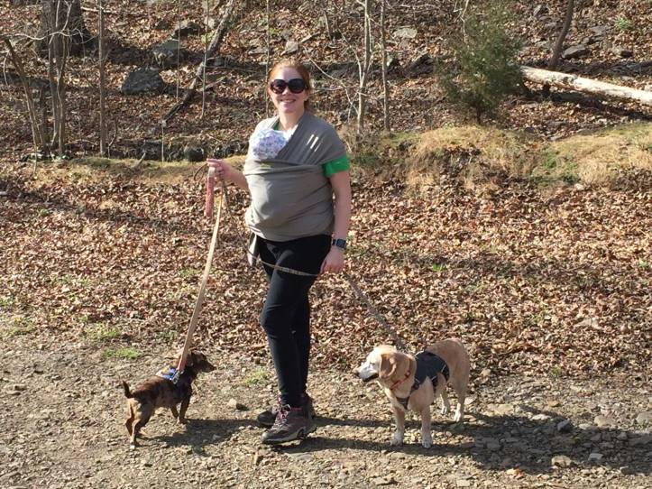 Are you a new mom and worry about having to to put your life on hold. Hiking with an infant isn't as hard as you think. Crystal offers some great tips.
