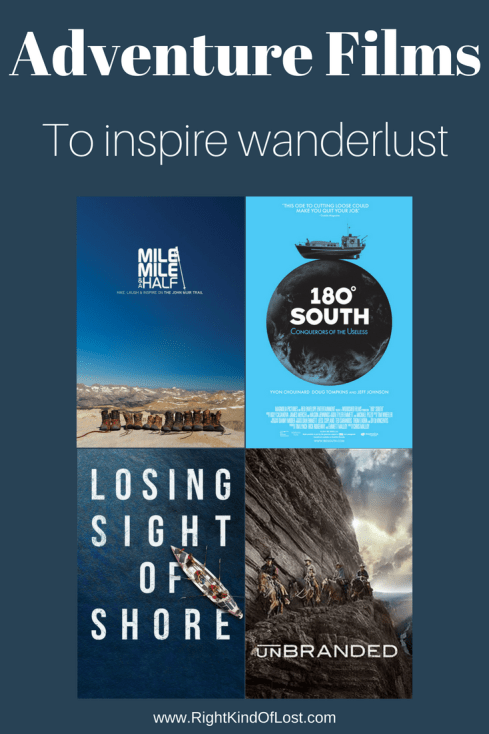 Four adventure documentary films to inspire wanderlust. Adventure documentaries take you to far off places while teaching about a unique place or activity.