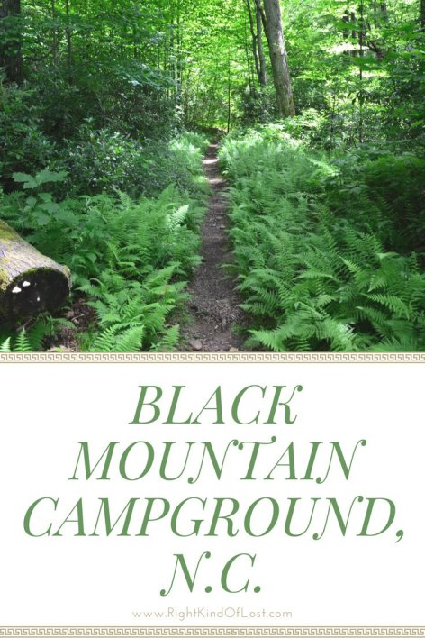 Black Mountain Campground in North Carolina is a great way to experience the Blue Ridge Parkway behond the peaks and and mountain tops.
