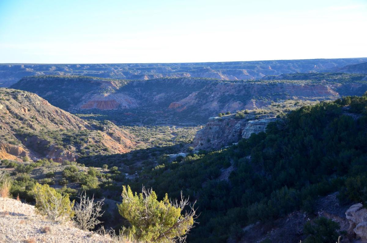 Exploring Palo Duro Canyon State Park in the panhandle of Texas. A wonderful adventure park that offers a unique experience in the desert.