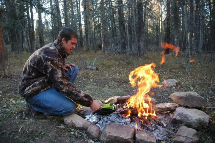 Leave No Trace Principle 5 – Minimize Campfire Impacts