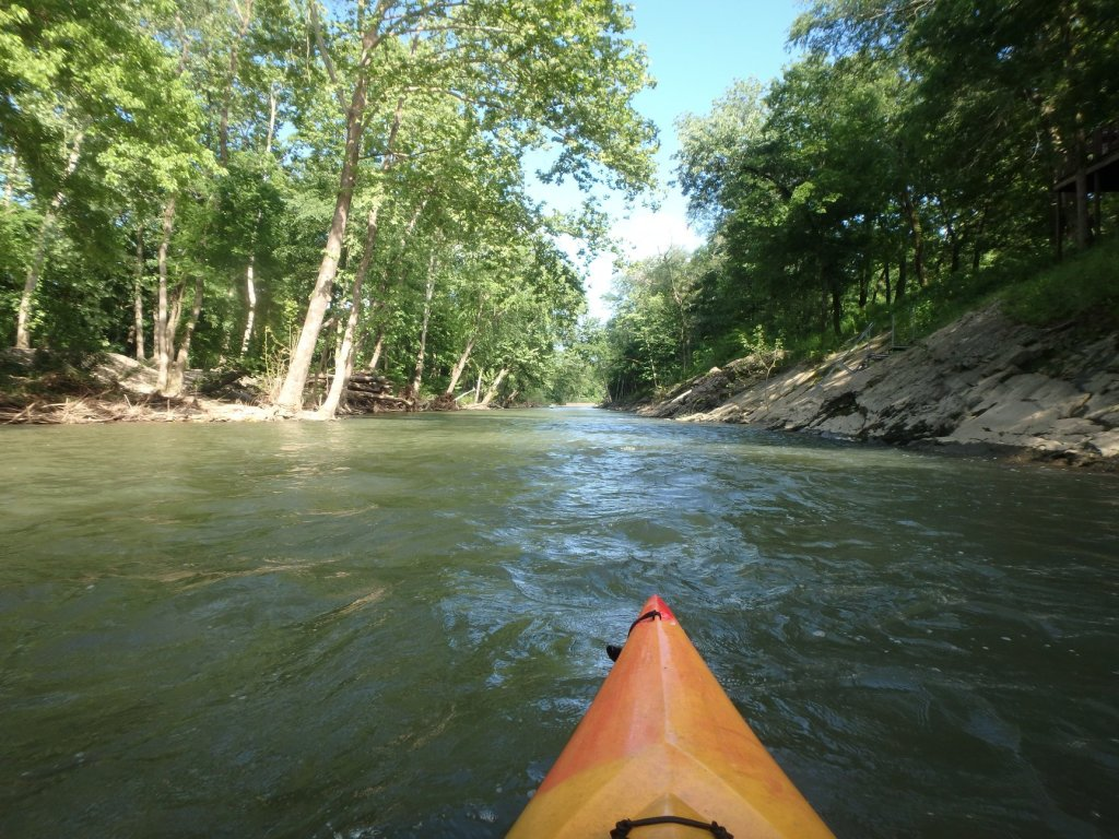 Caddo River Float – A great fun, easy float
