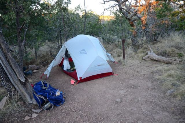 Backpacking in Big Bend National Park. FIve easy ways to help you score top notch camping reservations