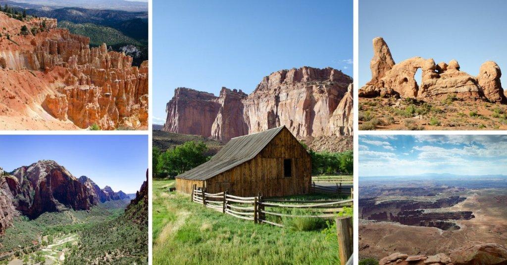Utah's Mighty Five