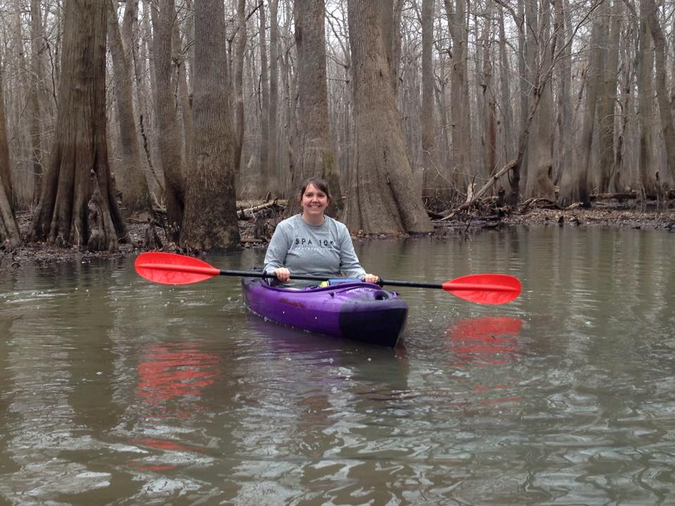 Paddling on Arkansas Game and Fish Water Trails are a fun way to explore different types of public lands