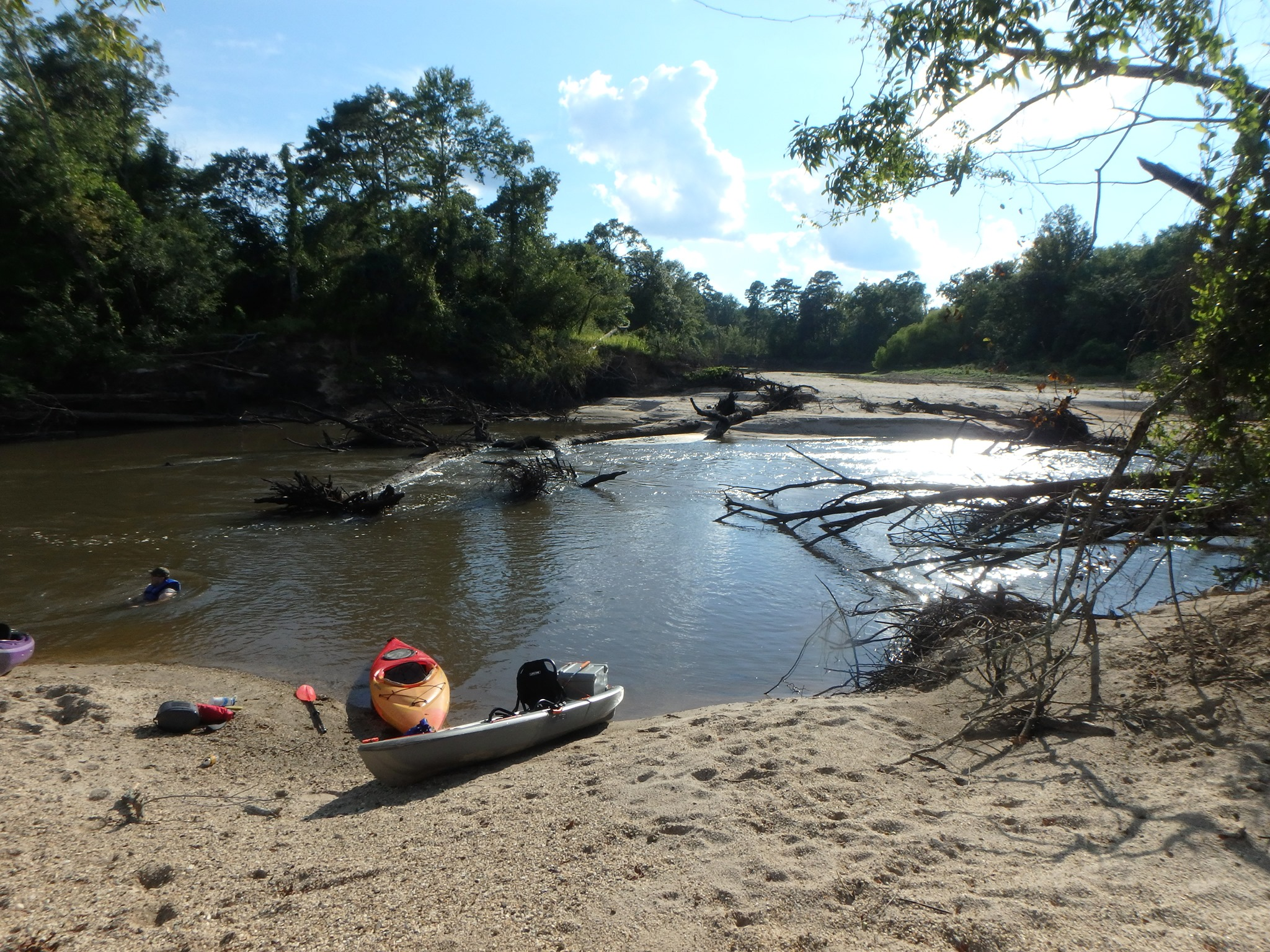 floating the lower saline river10