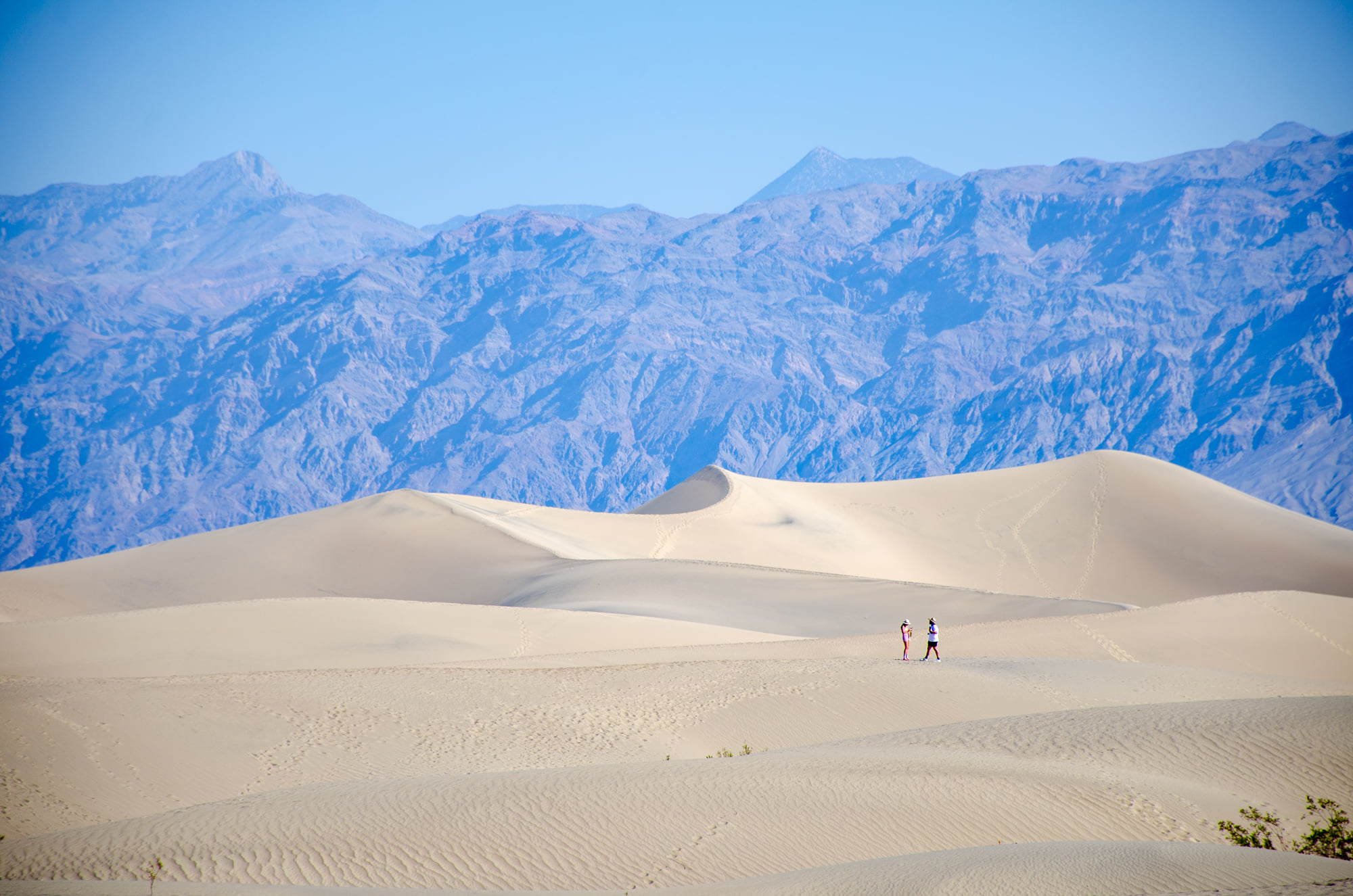 Death Valley in the summer6