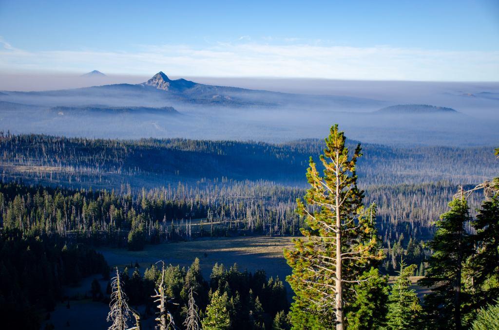 The Cascades are shown