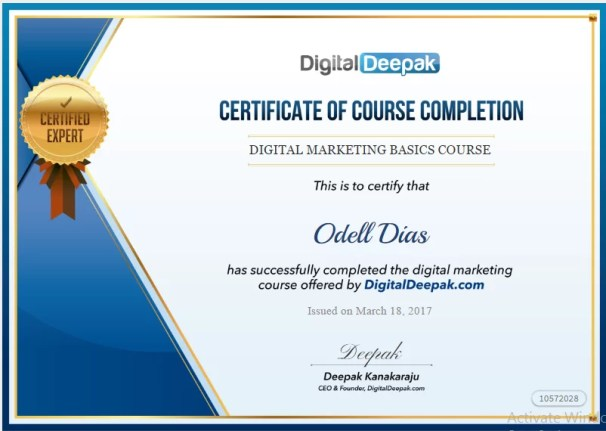 4 Free Online Marketing Courses with Certificates to Kick-Start your ...