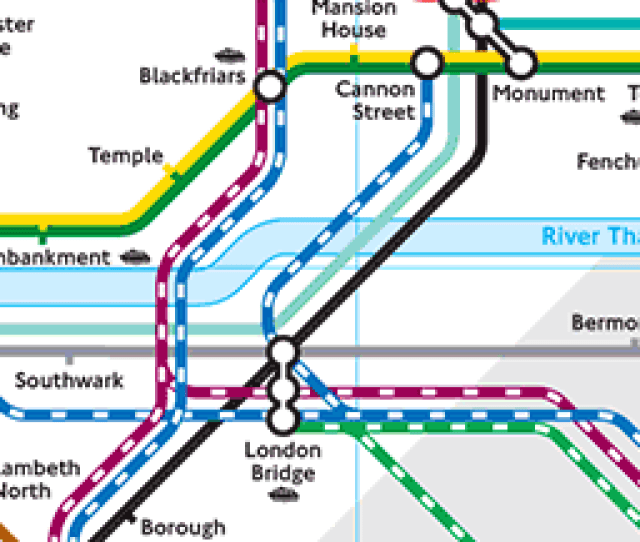 Search For Property By London Tube Or Rail Stations With Our Tube Map