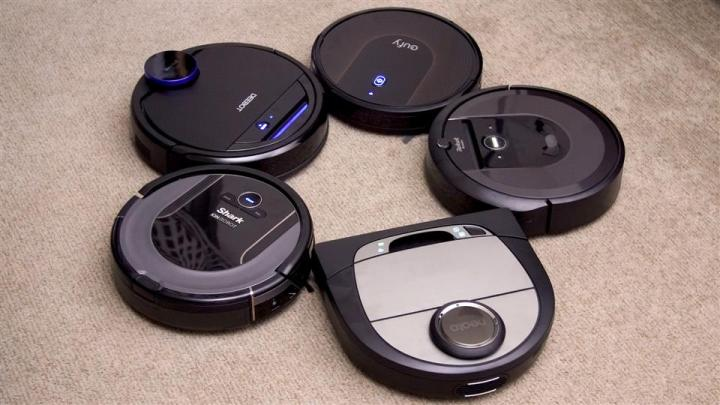 View all the smart vacuum cleaners that are available on Amazon.in