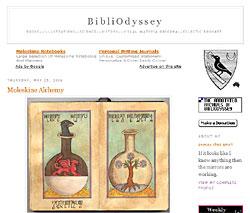 BibliOdyssey