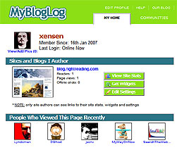 MyBlogLog