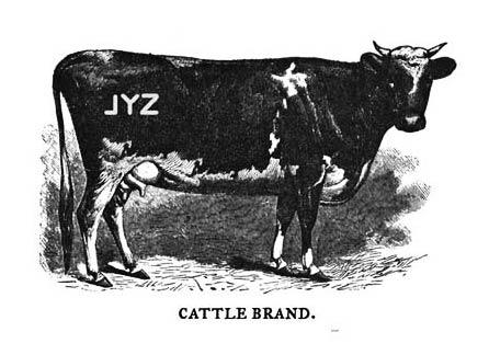 cattle brand