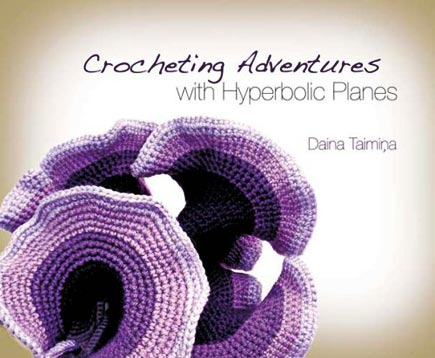 odd book titles: crocheting adventures with hyperbolic planes