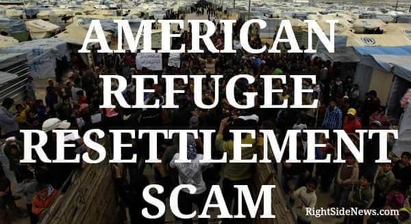 Image result for pics of refugee resettlement fraud