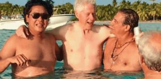 George Nadar Clinton