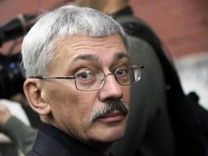 """Quote for the Week. Oleg Orlov on the new bill on civil society groups: """"The Justice Ministry will be able to prohibit any type of our activity."""""""