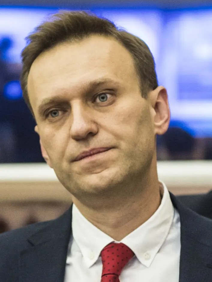 Person of the Week: Aleksei Navalny, now at Penal Colony No. 2 in Pokrov, Vladimir region
