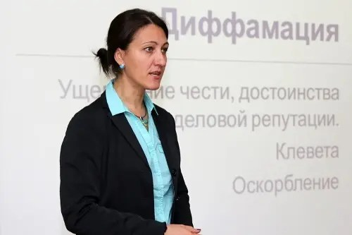 Galina Arapova: Previously, we didn't have to stretch ourselves to breaking point to help everyone