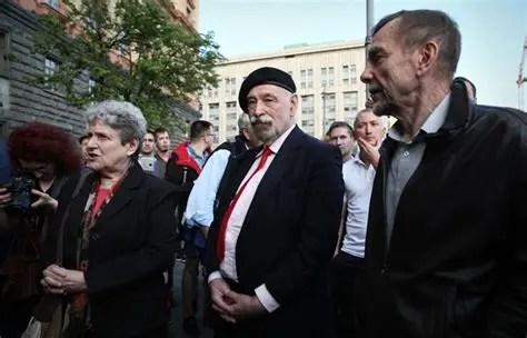 "Quote for the Week. ""The FSB should be eliminated in its present form"" – Lev Ponomarev, Valery Borshchev, Svetlana Gannushkina."