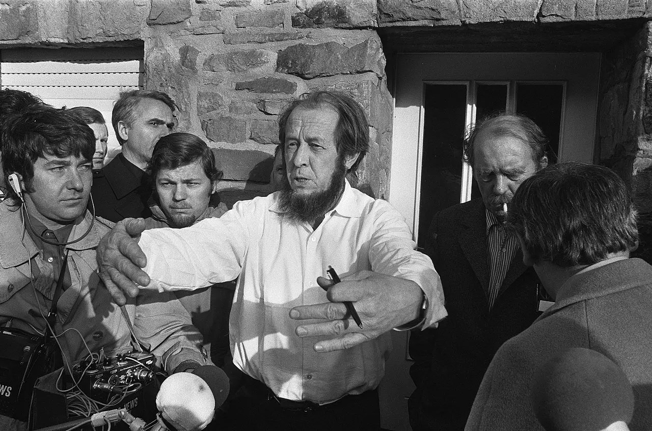 Remember the Date: On 13 February 1974 Aleksandr Solzhenitsyn was deported from the Soviet Union