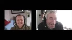 Опять двадцать пять! Sergei Nikitin asks Simon Cosgrove 25 questions