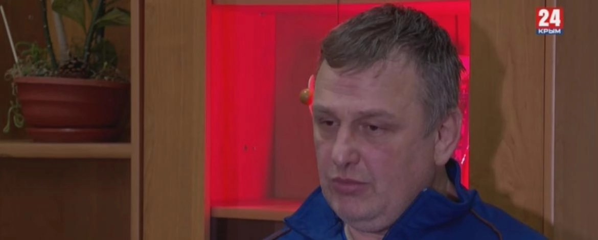 Legal Case of the Week: Concerns that Ukrainian journalist Vladislav Yesypenko has been tortured after his 'confession' on television in Crimea.