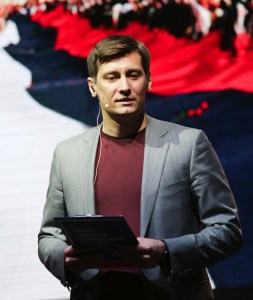 Read more about the article Person of the Week: Dmitry Gudkov flees Russia