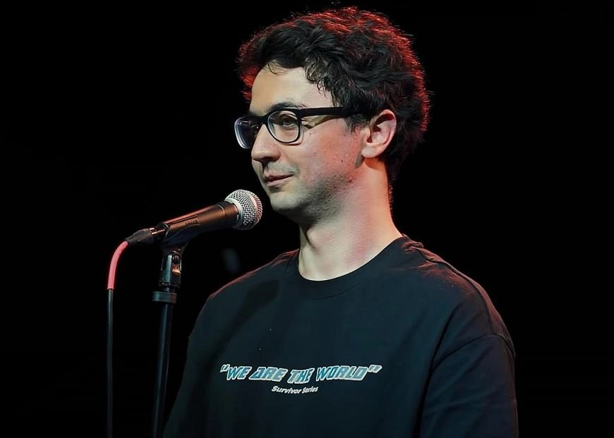 Read more about the article Person of the Week: Comedian Idrak Mirzalizade banned from Russia for life