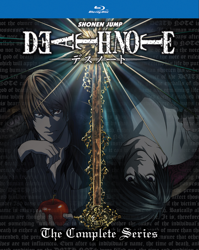 Image result for death note blu ray
