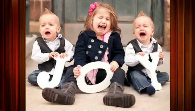 Crying Kids Joy Photo RTM RightThisMinute