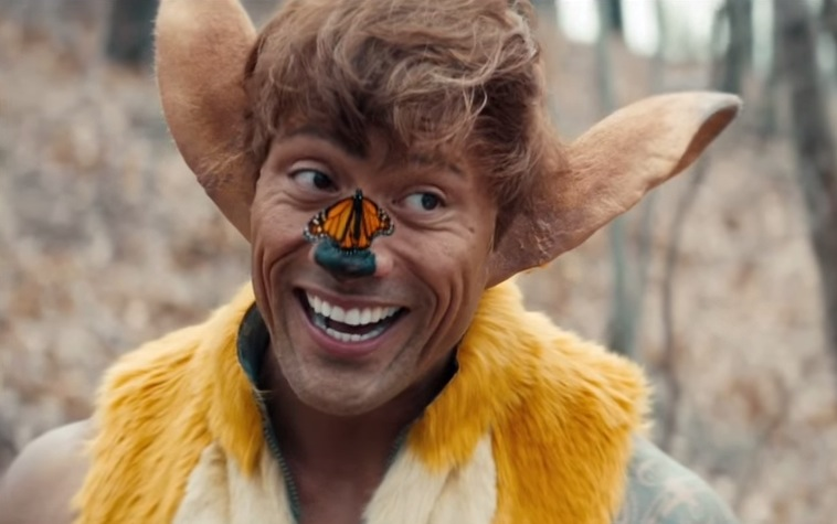 We Need The Rocks New Bambi Movie Deerly RTM