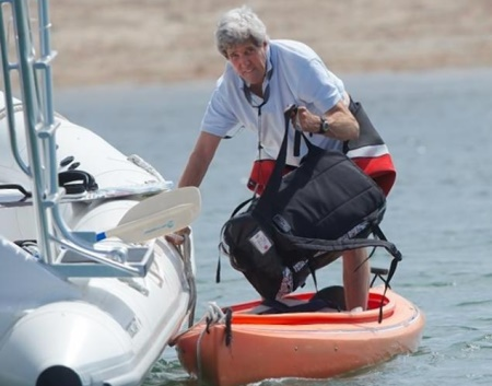 Kerry yacht