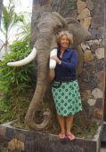 Lombok Elephant Park Entrance