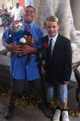 5th grade graduation.
